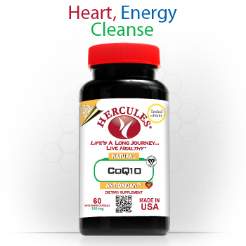 New York, NY � Hercules Vitamins � CoQ10