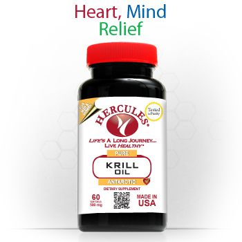 New York, NY � Hercules Vitamins � Krill Oil