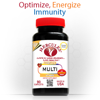 New York, NY � Hercules Vitamins � Multivitamins 90